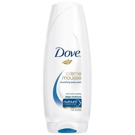 Dove Visible Care Creme Body Wash, 18 Ounce