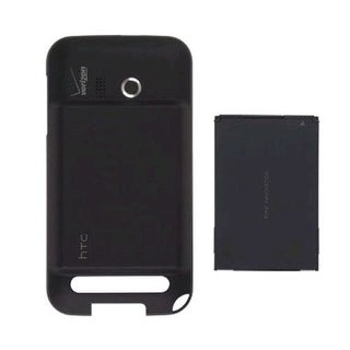 OEM HTC  XV6975 Extended Battery & Door - Black (Bulk Packaging)