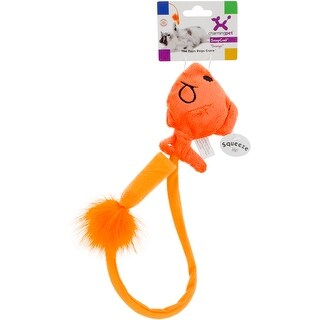 Orange Fish - Charming Pet Snapcat