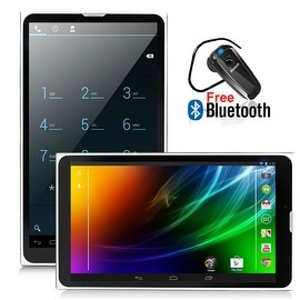 Indigi® 7inch Factory Unlocked 3G SmartPhone 2-in-1 Phablet Android 4.4 KitKat Tablet PC w/ Bluetooth Included
