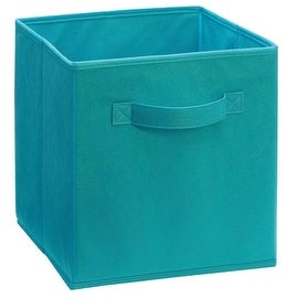 ClosetMaid 1530 Fabric Storage Bin, Ocean Blue, Polypropylene