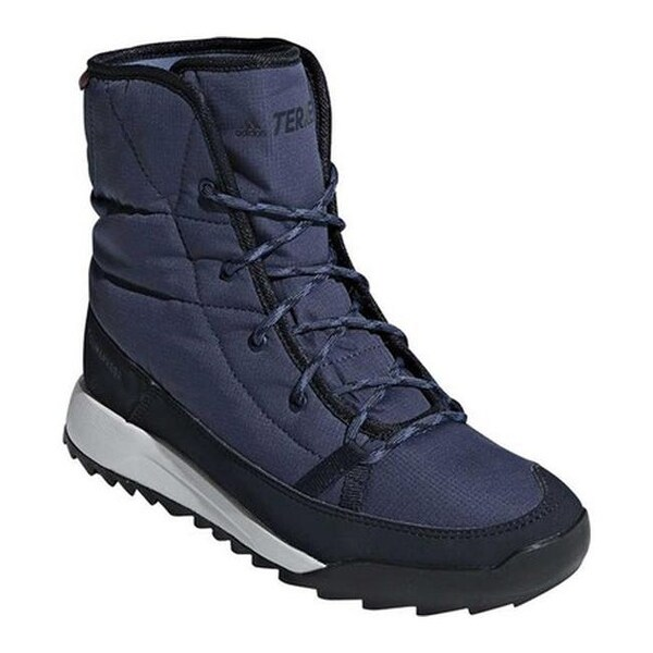 timeless design 006ec f5084 adidas Women  x27 s Terrex Choleah Padded CP Waterproof Boot Trace  Blue Legend