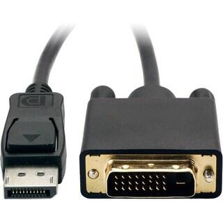 VisionTek 900799 Visiontek 1.8M DisplayPort to DVI Active Single Link Cable (900799) - DisplayPort/DVI for Video Device,