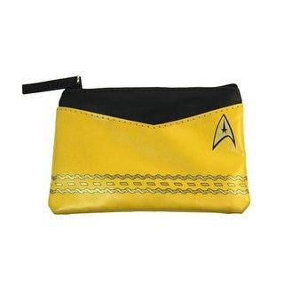 Star Trek Gold Uniform Coin Purse