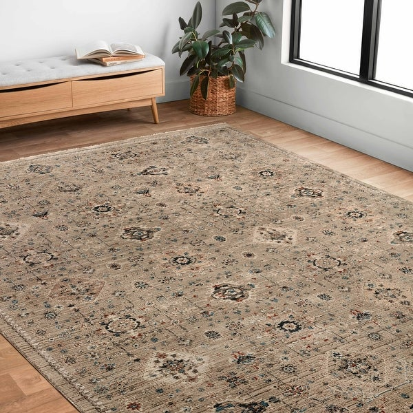 Alexander Home Reese Persian Transitional Area Rug. Opens flyout.