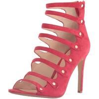 Vince Camuto Womens Kanastas Suede Open Toe Casual Strappy Sandals