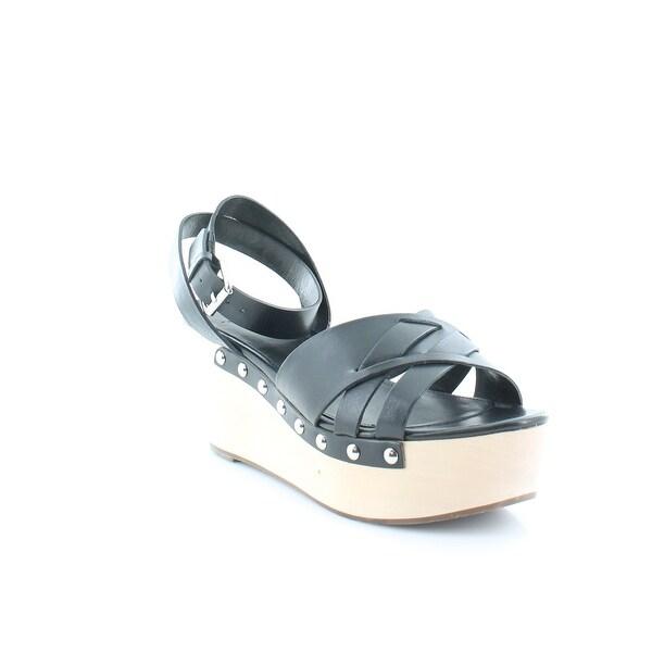Marc Fisher Camilla Women's Sandals & Flip Flops Black
