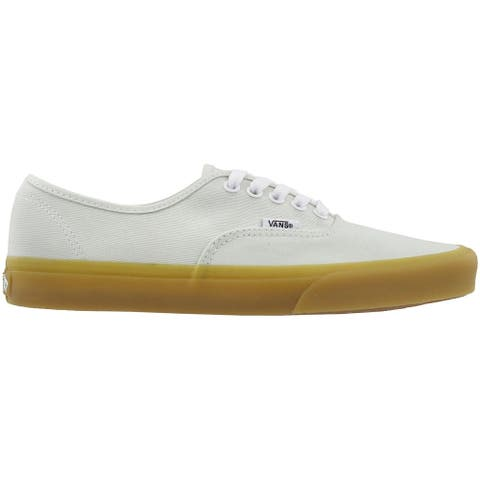 Vans C&D Authentic Lace Up Womens Sneakers Shoes Casual - White