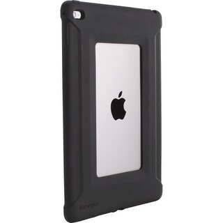 """Kensington K97365WW Kensington BlackBelt 1st Degree Rugged Case for iPad Air 2 - Black - iPad Air 2 - Black - Textured -"