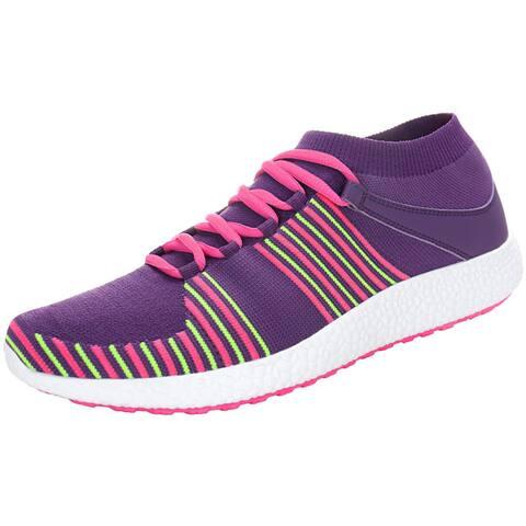 Women's Striped Training Shoes