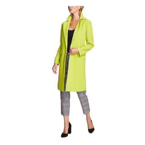 VINCE CAMUTO Womens Green Jacket Size 12