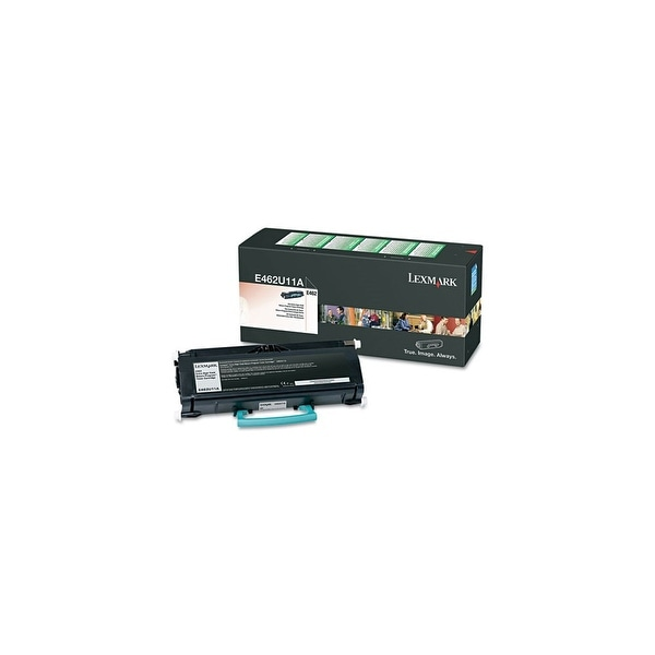 Lexmark Toner Cartridge - Black E462U11A Toner Cartridge