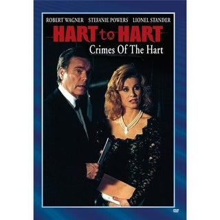 Hart To Hart: Crimes Of The Hart Ishart Is DVD Movie