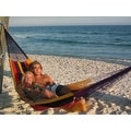 Sunnydaze Multi-Colored Mayan Hammock - Thumbnail 9