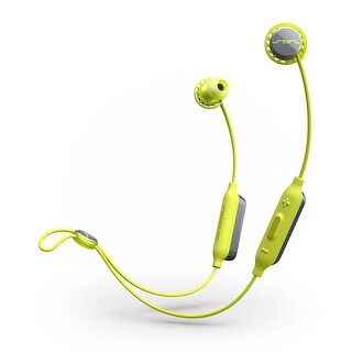 Sol Republic Relays Sport Wireless with Mic, Music & Siri Control - Yellow
