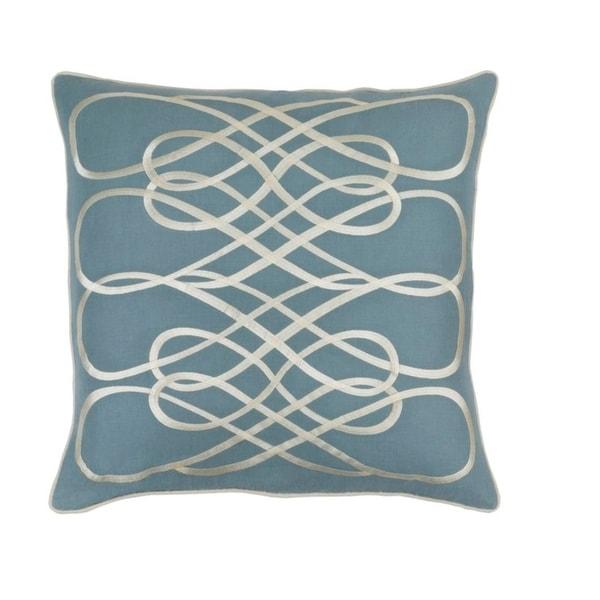 Leah Pillow 20 x 20 x 5 - Poly