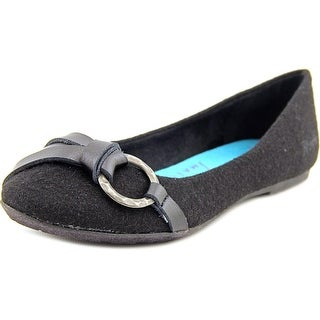 Blowfish Rufio Women Round Toe Canvas Flats