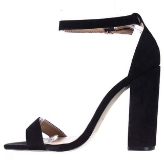 ZIGI SOHO Womens Loise Open Toe Ankle Strap