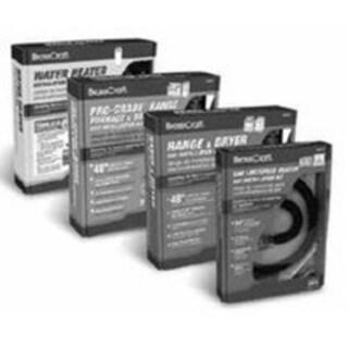 Brasscraft PSC1079 Gas Log/Space Heater Installation Kit