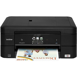 Brother International - Mfc-J885dw - Worksmart Inkjet All In One