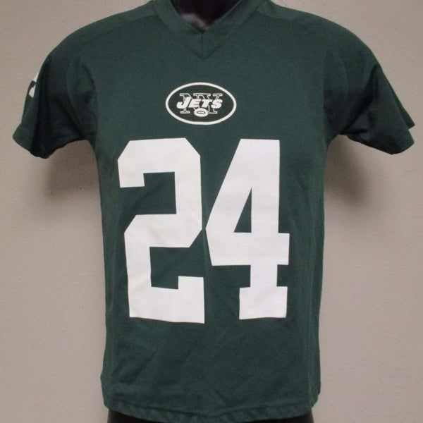 5794067f5 Shop Flawed NFL NY Jets #24 Darrelle Revis Youth S Small (8) Jersey - Free  Shipping On Orders Over $45 - Overstock - 23075581: