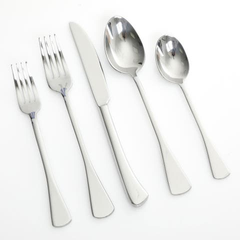 Goldi 9420420 Rose 20pc flatware