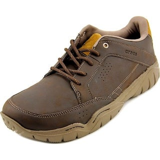 Crocs Swiftwater Hiker Men  Round Toe Synthetic  Oxford