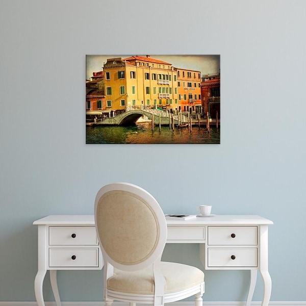 Easy Art Prints Danny Head's 'Hotel Gardena II' Premium Canvas Art