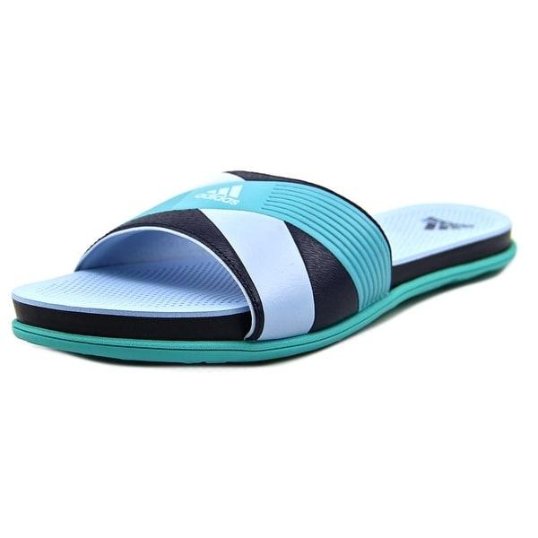 38410ee75f4a89 Shop Adidas Supercloud Plus Slide W Women Open Toe Synthetic Slides ...
