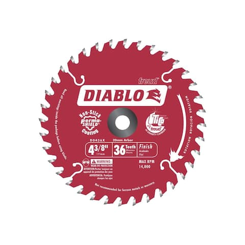 "Freud 4-3/8"" 36T Saw Blade"