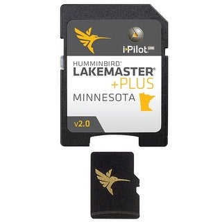 Humminbird LakeMaster Minnesota PLUS - Version 2.0 Version 6 Map