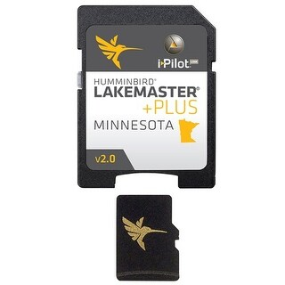 Humminbird Minnesota PLUS Edition -Version6 3200 Lakes Fishing Software 600021-6