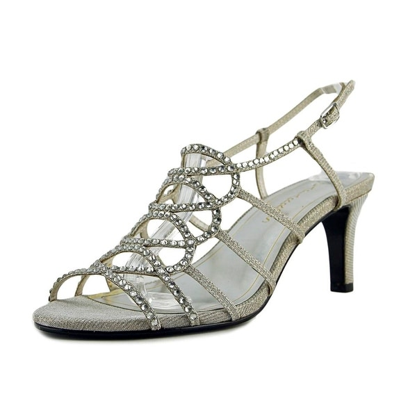 Caparros A-List Women Open Toe Synthetic Sandals