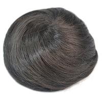 Wig Hair Pack Bun Natural Color