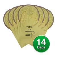 Replacement For Dirt Devil 3040447001 Vacuum Bag - 2 Pack