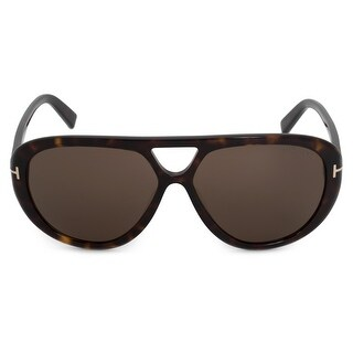 Tom Ford Marley Aviator Sunglasses FT0510 52J 59