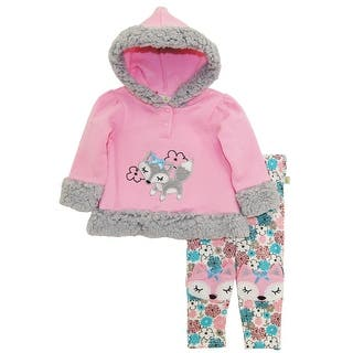 Duck Goose Baby Girl Foxy Lady Hooded Microfleece Jacket Floral Legging Pant Set|https://ak1.ostkcdn.com/images/products/is/images/direct/3eb2bca088d70b97b40f2fecd0bb2660bdddcaab/Duck-Goose-Baby-Girl-Foxy-Lady-Hooded-Microfleece-Jacket-Floral-Legging-Pant-Set.jpg?impolicy=medium