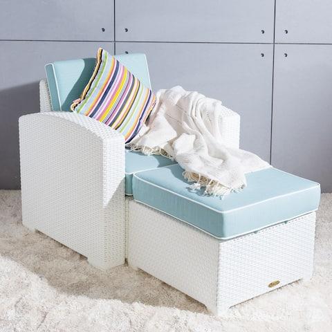 Magnolia Rattan Club Chair