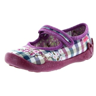 Befado Girls Beth Mary Jane Slippers - Made In Europe (Toddler/Little Kid)