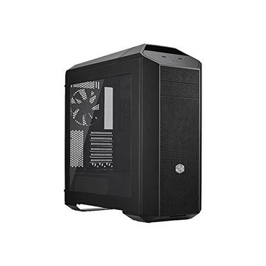 Mastercase Pro 5 Mid-Tower Case With Freeform Modular System, Window Side Panel, Top Mesh Cover, And Watercooling Bracke