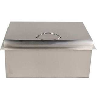 SUNSTONE Grills A-IC Drop-In Ice Chest