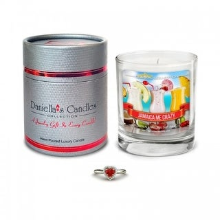 Jamaica Me Crazy Jewelry Candle - Surprise Me
