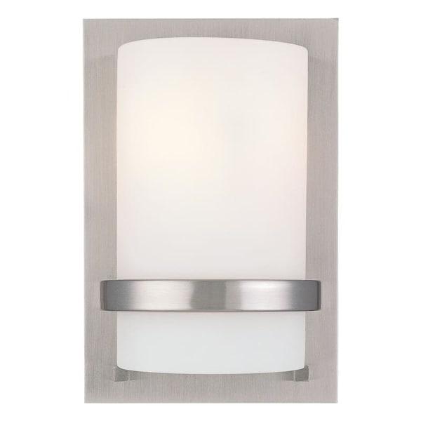 "Minka Lavery ML 342 1 Light 6.75"" Width ADA Wall Sconce"