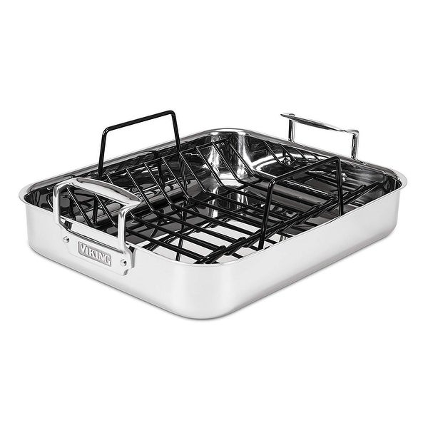 Shop Viking Culinary 4013 5016 3 Ply Stainless Steel