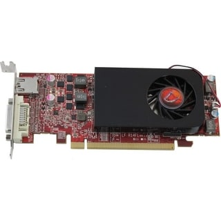 VisionTek 900669 Visiontek Radeon HD 7750 Graphic Card - 1 GB DDR3 SDRAM - PCI Express 3.0 - 128 bit Bus Width - 1 x Mini
