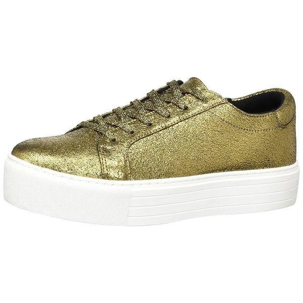 a9a78abbdcdd Shop Kenneth Cole New York Women s Abbey Platform Lace-up Sneaker ...