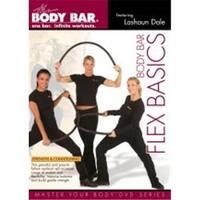 Body Bar Systems D-DVD-BBFB Body Bar Flex Basics DVD