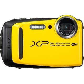 Fujifilm - Digital - 16544125|https://ak1.ostkcdn.com/images/products/is/images/direct/3ebd59d07b0f8a81dc42d849dc248f6d70bbce6e/Fujifilm-16544125-Finepix-Xp120-16.4-Megapixel-Compact-Camera---Yellow---3%22-Lcd.jpg?impolicy=medium
