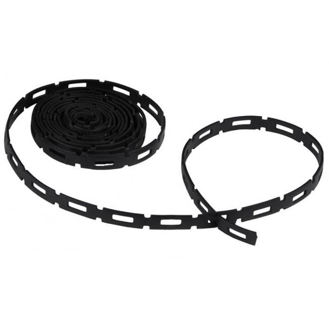 Dimex 1150-8-15 EasyFlex Locking Ties, Plastic, 8 L x 1/2 W