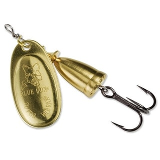 Blue Fox Classic Vibrax 6 Fishing Lure - Gold